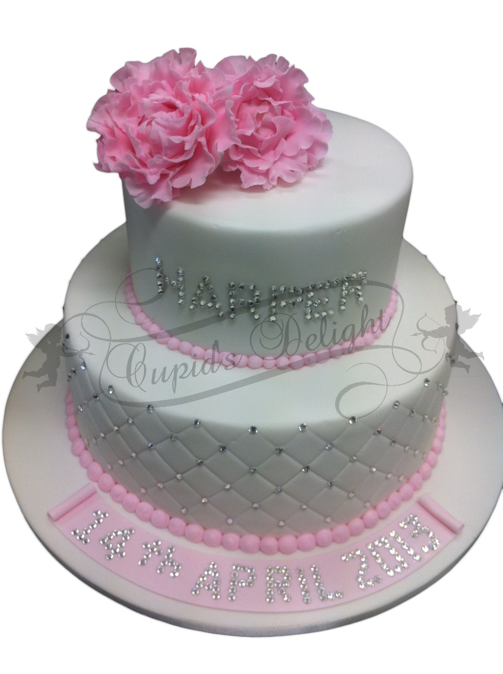 Baby Shower Cakes Perth Wa ~ Babycakes cupid s delight