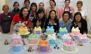 Cake Decorating Classes Rockingham
